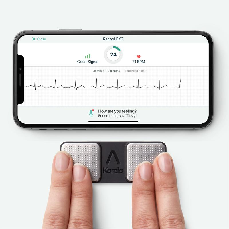 AliveCor Receives FDA Clearance of Next-Gen EKG Algorithms