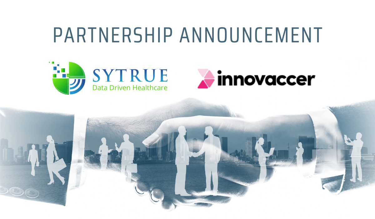 Innovaccer, SyTrue Partner to Generate Actionable Insights from Healthcare Data