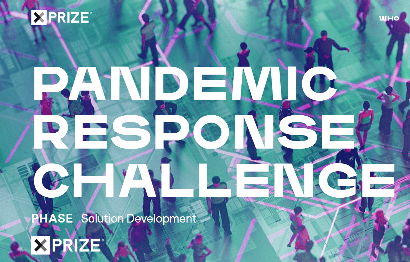 Cognizant and XPRIZE Announce Finalists For $500k COVID-19 Pandemic Response Competition
