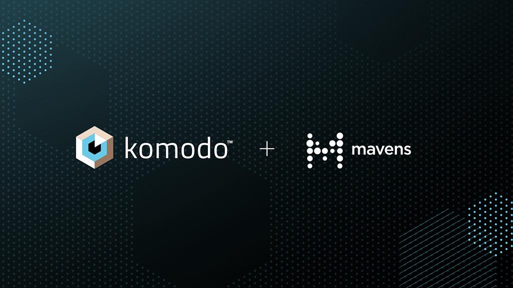 Komodo Health Acquires Cloud-Based Life Sciences Platform Mavens- M&A