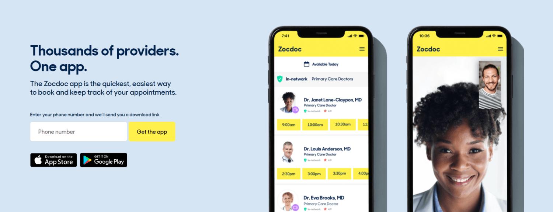 Zocdoc Raises $150M to Accelerate Digital Healthcare Marketplace