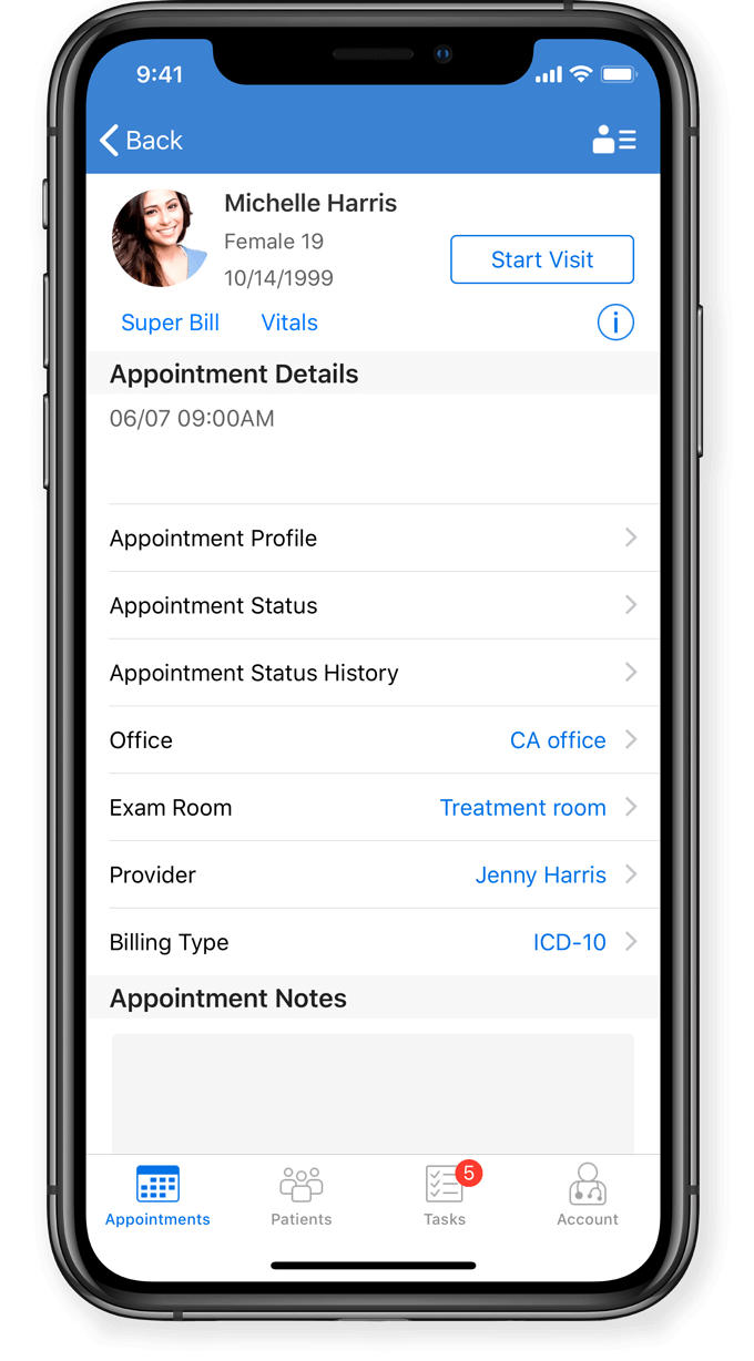 DrChrono's Open FHIR API Enables Patients to Transfer Records to Apple Health