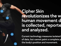Cipher Skin Lands $5M for Mesh Network of Sensors to Capture Movement