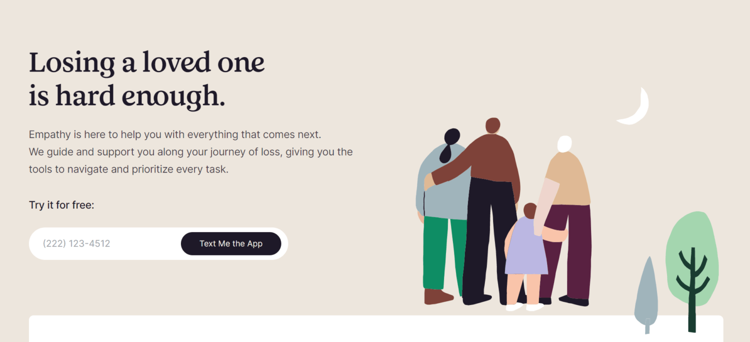 Digital Companion App Empathy Raises $13M to Help Families Deal with Death