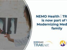 现代化医学获取足数据架EHR平台Traknet
