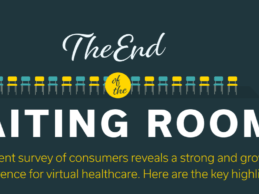 70%的患者更喜欢虚拟候诊室,调查显示