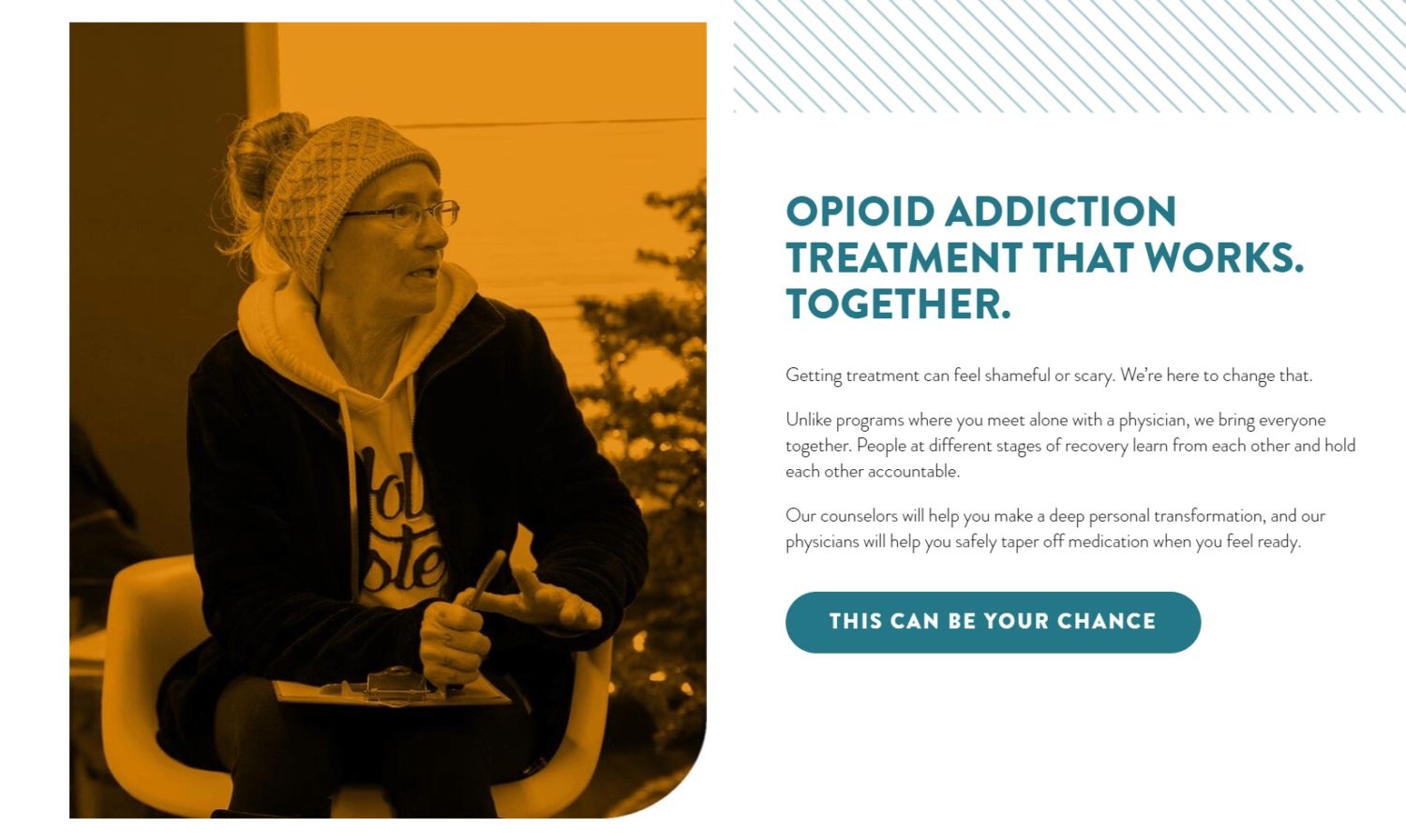 Groups Recover Together Nabs $60M for Value-Based Care Platform for Opioid Addiction Treatment