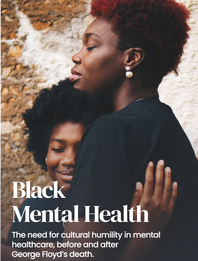 State of Black Mental Health Before and After George Floyd's Death
