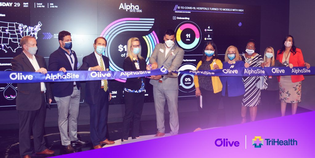 TriHealth Taps Olive to Deploy On-Site AI Command Center Across Enterprise