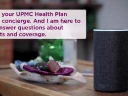 UPMC Health Plan Launches Virtual Concierge for Amazon Alexa, Google Assistant Devices