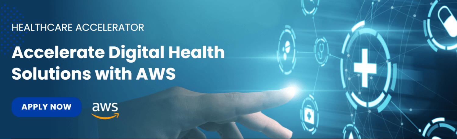 AWS Healthcare Accelerator Launches Digital Health Startups