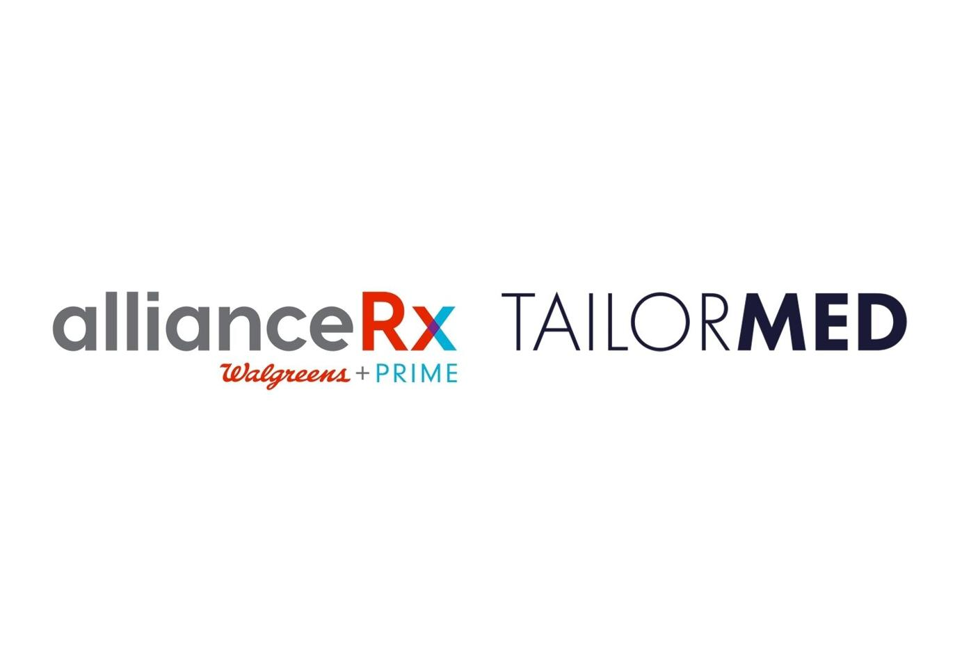 TailorMed, AllianceRx Walgreens Prime Collaborates to Reduce Patient Out-of-Pocket Costs