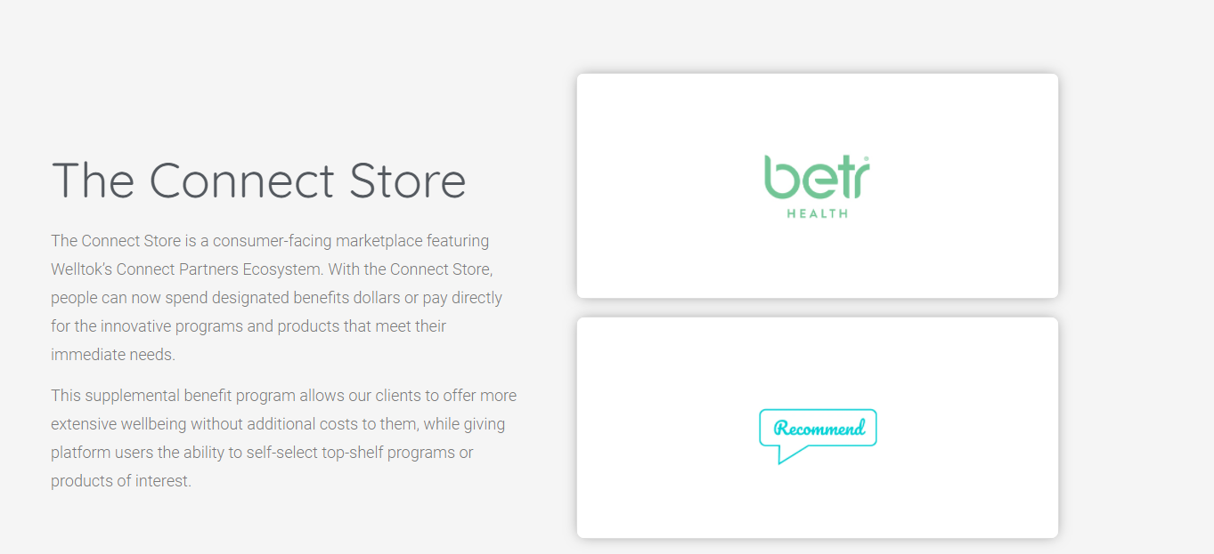 Welltok Introduces New Consumer-Facing Marketplace
