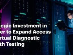 Accenture Invests in Virtual Diagnostic Testing Platform ixlayer