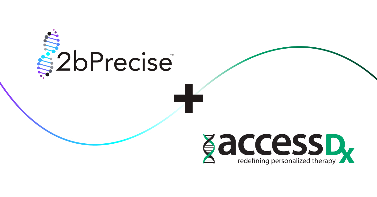 AccessDX Acquires 2bPrecise from Allscripts for Actionable Precision Medicine Insights