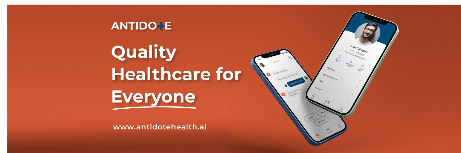 Antidote Health Raises $12M to Build First Virtual HMO in the U.S.