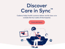 Cadence Launches with $41M & LifePoint Health Partnership for Remote Patient Monitoring Platform