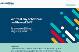 Connections Health Solutions Secures $30M to Expand Behavioral Health Crisis Services Model