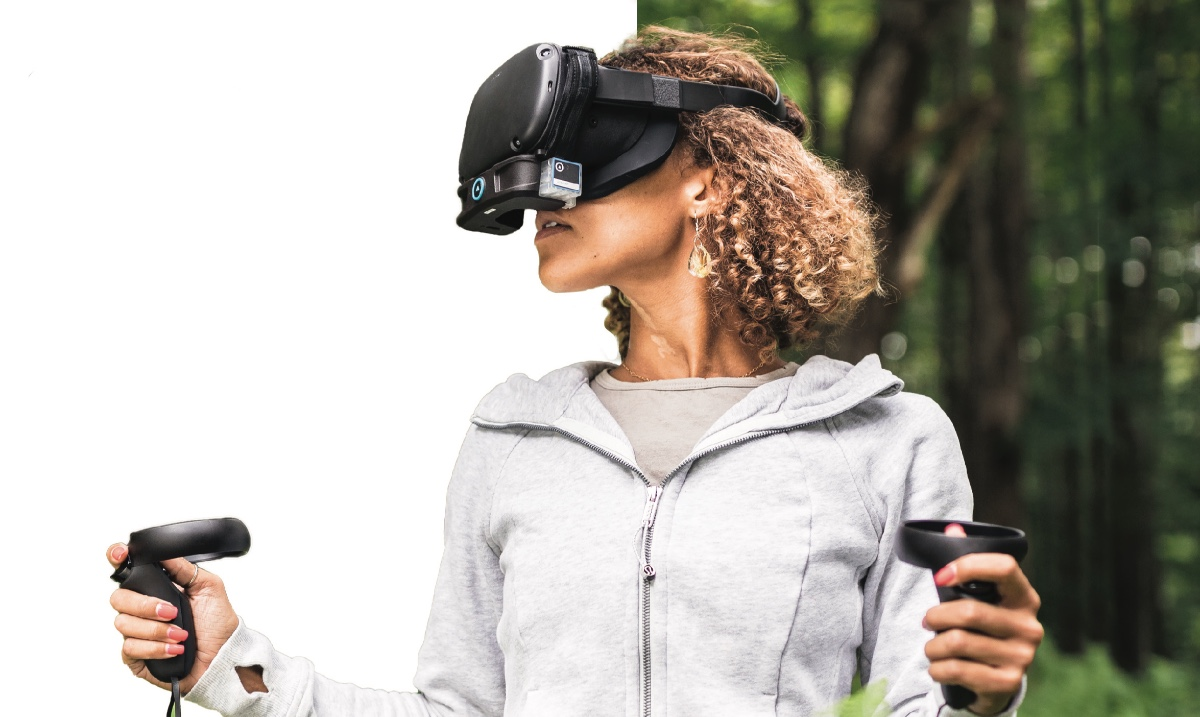 Ketamine One, OVR Technology Partner to Provide Scent-Enabled Virtual Reality for Patients