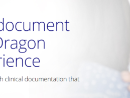 Cooper University, Nuance Expand Dragon Ambient eXperience Deployment to 475 Physicians Nuance DAX Solution ambient clinical intelligence system