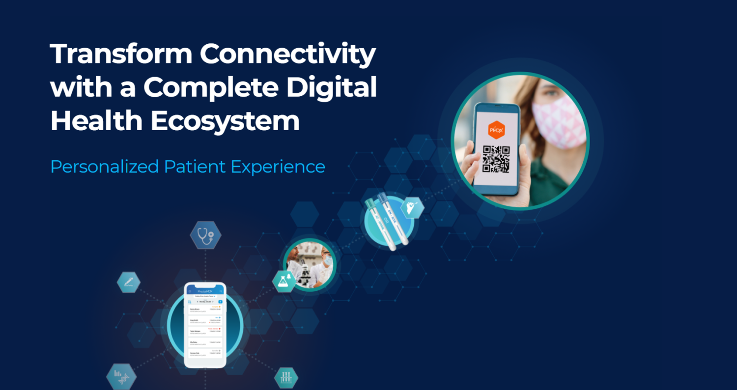 PreciseMDX Launches Digital Health Platform to Automate Diagnostic Testing Experience