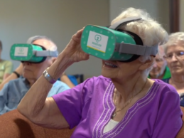 Rendever Awarded $2M NIH Grant to Research Impact of Virtual Reality on Aging Population