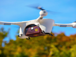 UPS Launches First COVID-19 Vaccine Drone Deliveries at Atrium Health Wake Forest