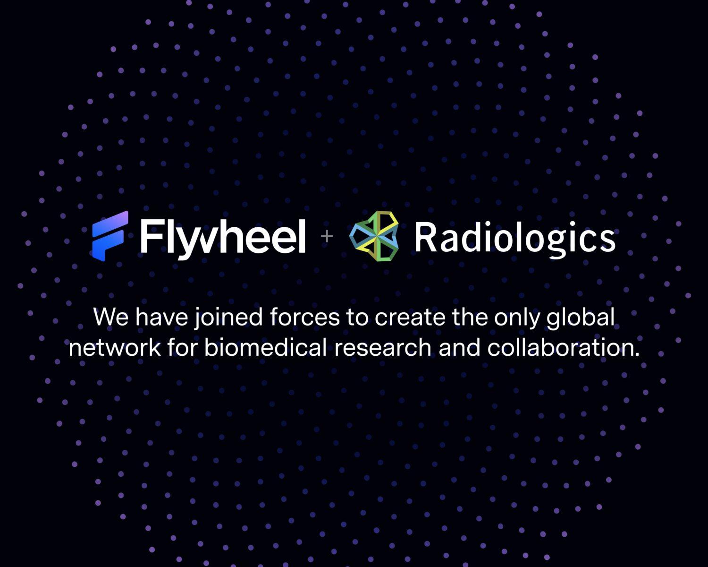 Flywheel Acquires Radiologics , Raises $22M for Biomedical Research Platform