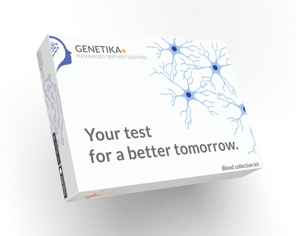 Genetika+  Raises $10M for Personalized Medicine for Psychiatry Solution