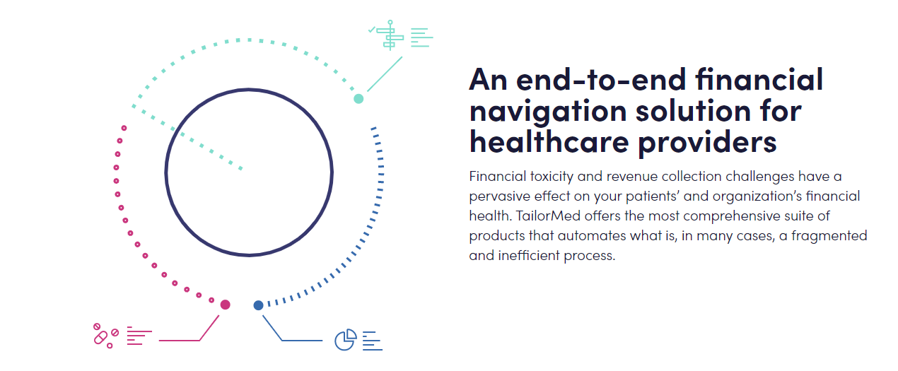 TailorMed Raises Additional $5M to Close $25M Round for Patient Financial Navigation Platform